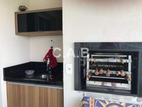 Apartamento condomínio Ereditá para venda em Alpahville