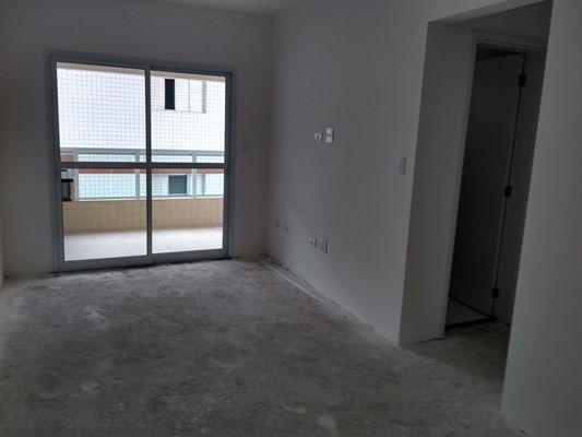 Apartamento novo  - 2 dorms - churrasqueira na sacada