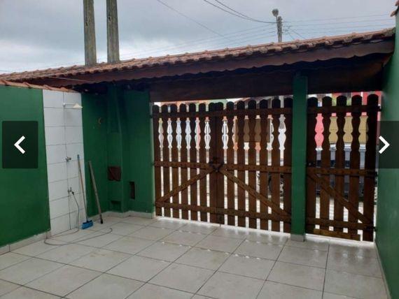 CASA 2 DORMS - PERTINHO DA PRAIA - 100 METROS