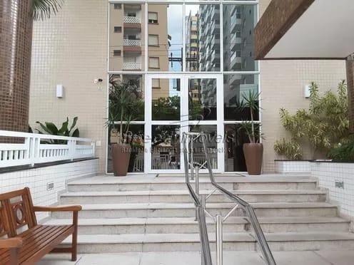 Apartamentos á venda em Santos 3 dormitórios.