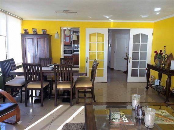 Precioso Departamento en Venta, 140 m², Frente Al Mar