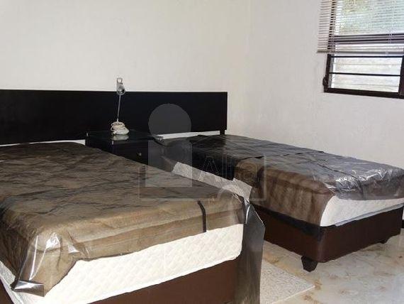 """Casa  en renta en Merida en <span itemprop=""""addressLocality"""">Club de Golf La Ceiba</span> con vista al campo"""