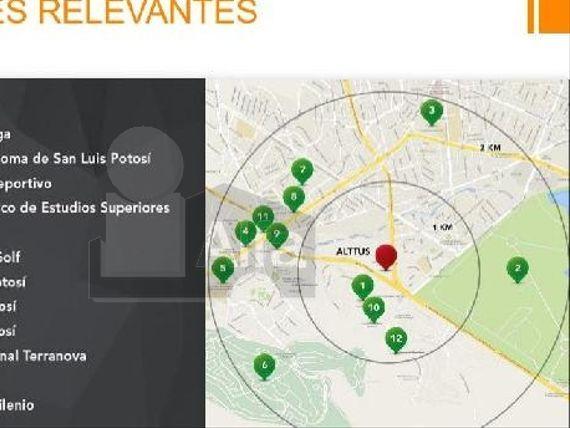 "Oficina comercial en renta en Villantigua, <span itemprop=""addressLocality"">San Luis Potosí</span>, San Luis Potosí"