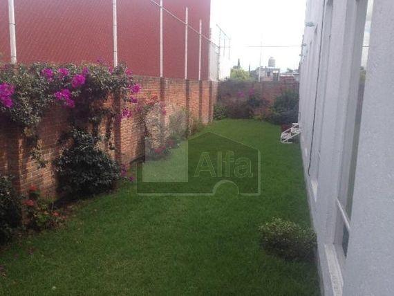 """Amplia casa en renta en <span itemprop=""""addressLocality"""">Santa Cruz Buenavista</span> / Puebla, Pue."""
