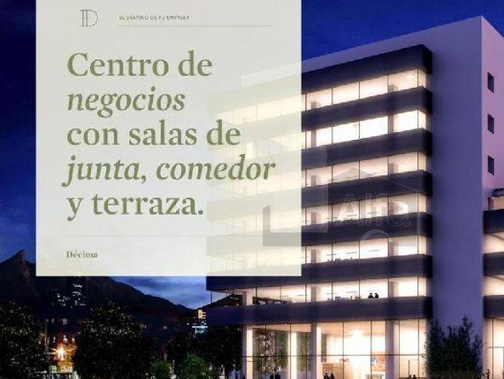 Oficina corporativa equipada en renta en San Pedro