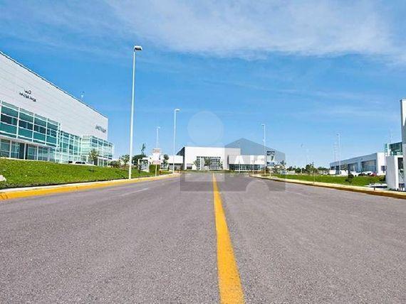 """Nave industrial en renta en Parque Tecnológico Innovación Querétaro, <span itemprop=""""addressLocality"""">El Marqués</span>, Querétaro"""