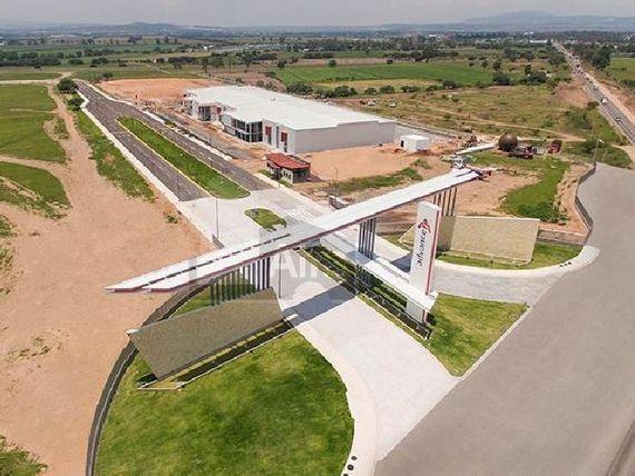 """Nave industrial en renta en <span itemprop=""""addressLocality"""">San José Navajas</span>, El Marqués, Querétaro"""