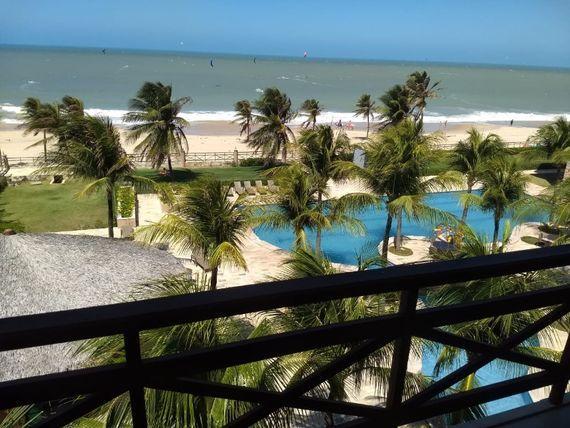 """Luxuoso apartamento na praia do <span itemprop=""""addressLocality"""">Cumbuco</span> ceara brasil"""