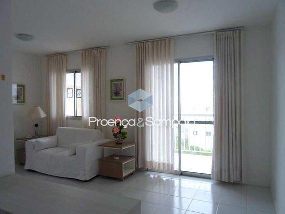 """Apartamento semi mobiliado para locação em Buraquinho, <span itemprop=""""addressLocality"""">Lauro de Freitas</span>, Bahia."""