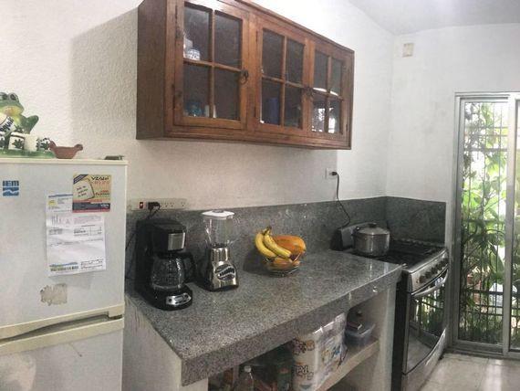 Casa 3 Recámaras Amplias Amueblada Playa Del Carmen