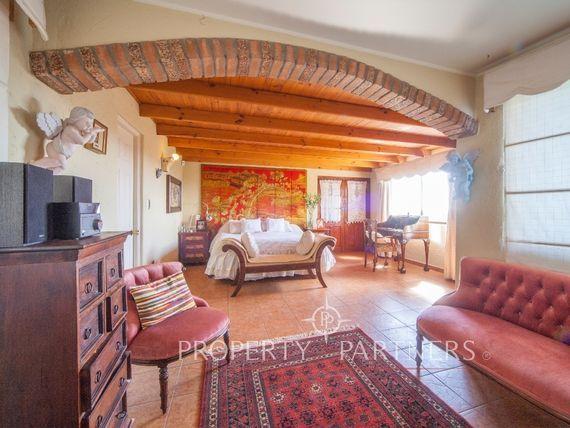Maravillosa casa estilo colonial