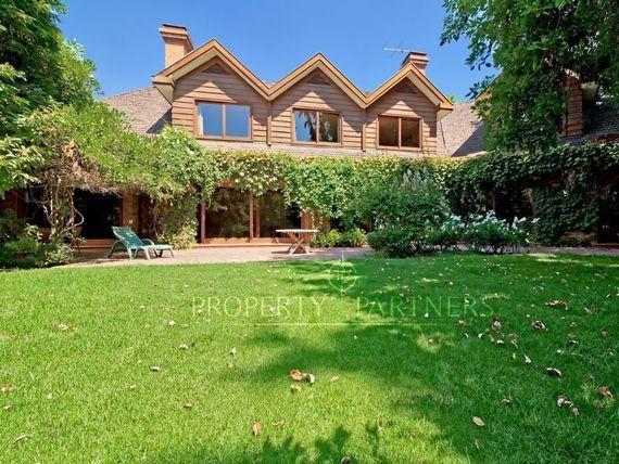 Preciosa Casa en Gran Terreno. San Damián