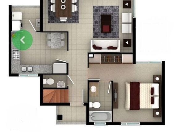 Casa con excelente ubicación