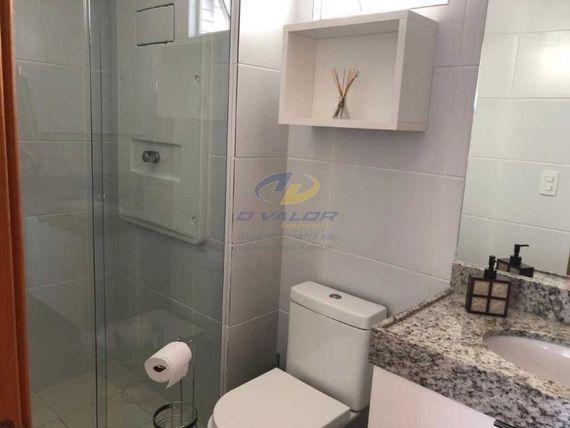 Vendo apartamento próximo à Vila Olímpica, excelente oportunidade pra quem procura um imóvel reém entregue.
