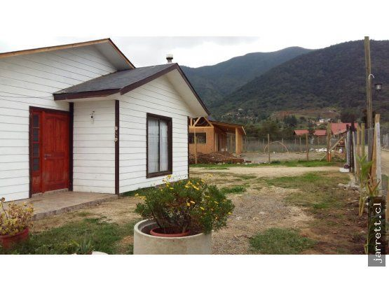 Se vende casa en condominio de Olmué