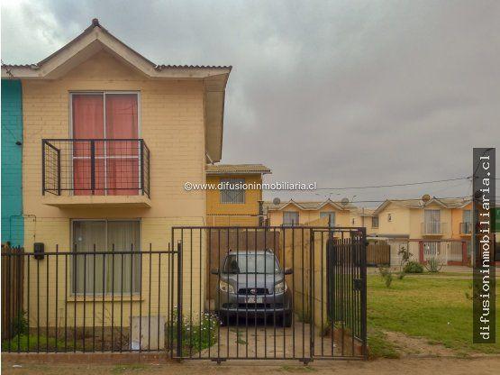 ★Vendo casa sólida La Serena Subsidio Hipotecario