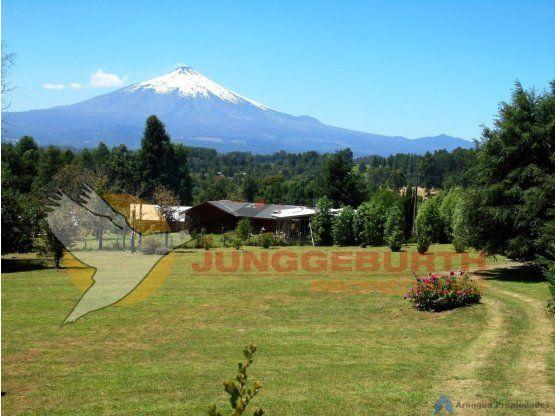 "Casa en Venta en <span itemprop=""addressLocality"">Villarrica</span> | Km 8 Villarric Pucon"