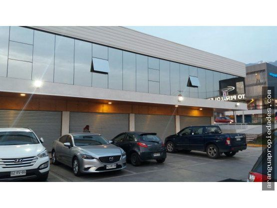 Local Strip Center Nuevo en Arriendo en Peñalolen