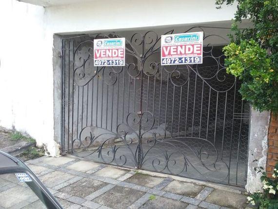 VENDA: SOBRADO VAGO JARDIM PARAISO - SANTO ANDRÉ/SP