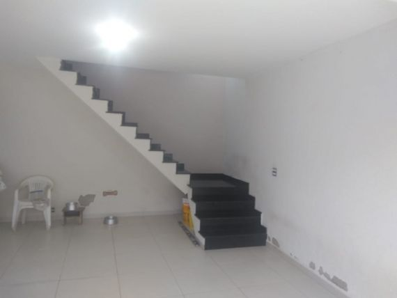 SOBRADO - JARDIM MIRANTE - SANTO ANDRÉ/SP