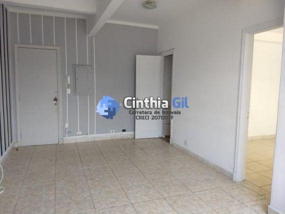Oportunidade 1 Dormitório no Gonzaga, vaga de garagem
