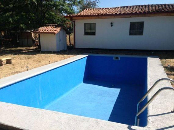 Espectacular casa con piscina