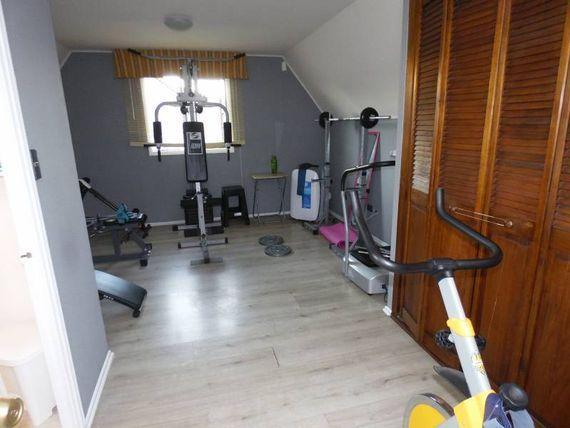 Casa en Condominio Alto Manquehue, Ampliada 6 dormitorios
