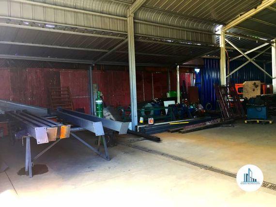 Galpón para bodega en sector Centro de 1080 m2