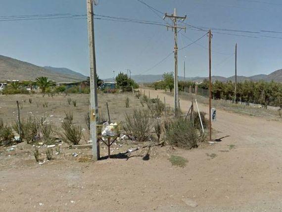 Parcela de 5.000 m2 agua y luz, a metros ruta 5, El Peñon