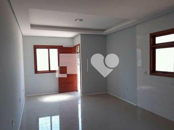 """Casa com 3 quartos e Churrasqueira, São Leopoldo, <span itemprop=""""addressLocality"""">Arroio da Manteiga</span>, por <span itemscope="""""""" itemtype=""""http://schema.org/TradeAction""""><span itemprop=""""price"""">R$ 165.000</span></span>"""