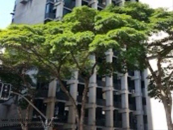 Sala Comercial para venda e locação, Cidade Monções, São Paulo - SA0009.