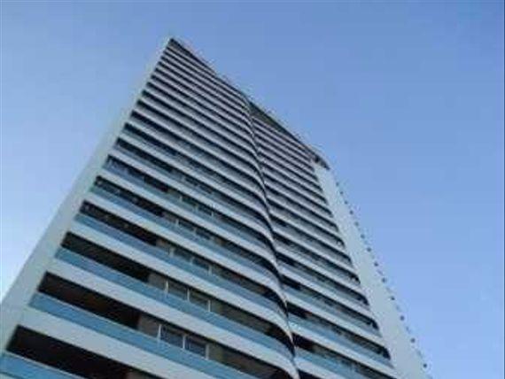"""Apartamento  residencial para locação, <span itemprop=""""addressLocality"""">Ponta Negra</span>, Natal."""