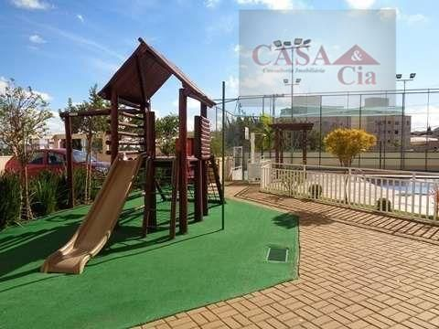 """Apartamento residencial para venda e locação, <span itemprop=""""addressLocality"""">Vila Industrial</span>, Campinas."""