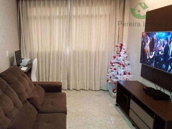 """Lindo 03 quartos montado e decorado no <span itemprop=""""addressLocality"""">Centro</span> de Vila Velha"""