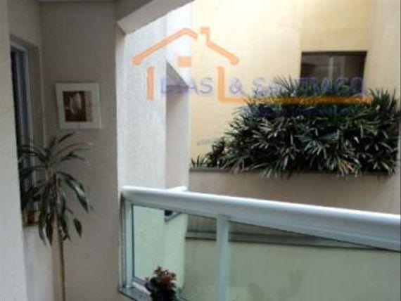 """Apartamento residencial à venda, <span itemprop=""""addressLocality"""">Centro</span>, São Bernardo do Campo - AP1046."""