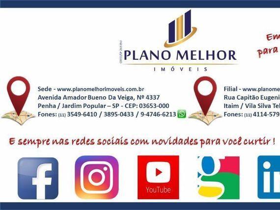 Imóvel - Casa à venda, Jardim São Carlos (Zona Leste), São Paulo - CA0151.
