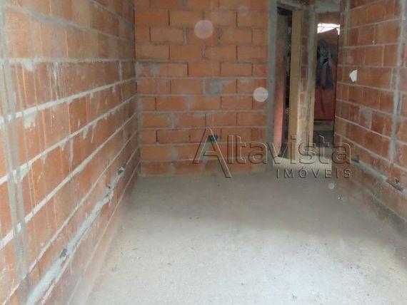 "Cobertura sem condomínio 70m²(35m² + 35m²) 2 dormitórios, 1 vaga Bairro Jardim do Estadio - <span itemprop=""addressLocality"">Santo André</span>"
