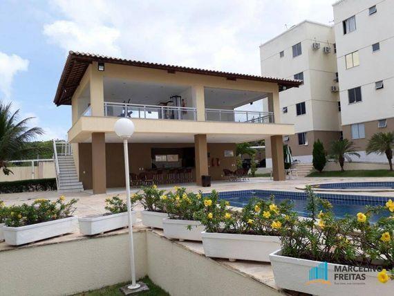 "Apartamento residencial à venda, <span itemprop=""addressLocality"">Messejana</span>, Fortaleza - AP3701."