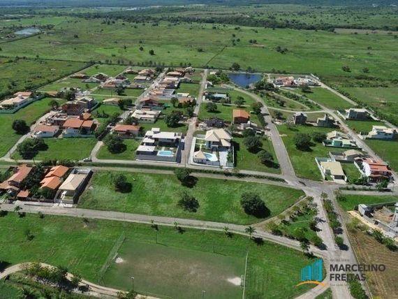 "Lote no Condomínio Colinas de <span itemprop=""addressLocality"">Maranguape</span>, 13,00 x 31,25 Plano, pronto para Construir!"