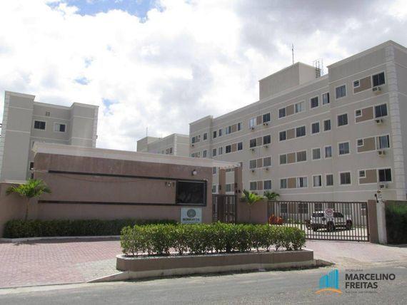 "Apartamento residencial à venda, <span itemprop=""addressLocality"">Messejana</span>, Fortaleza - AP3581."