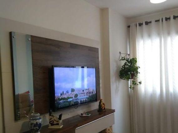 "Apartamento residencial para locação, Vila Valparaíso, <span itemprop=""addressLocality"">Santo André</span>."