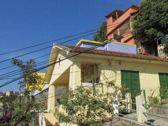 """Casa residencial à venda, <span itemprop=""""addressLocality"""">Santa Teresa</span>, Rio de Janeiro."""