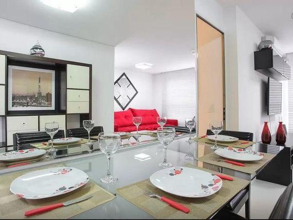 """Apartamento com 2 dormitórios para alugar, 75 m² por <span itemscope="""""""" itemtype=""""http://schema.org/TradeAction""""><span itemprop=""""price"""">R$ 6.000</span></span>/mês - <span itemprop=""""addressLocality"""">Brooklin</span> - São Paulo/SP"""