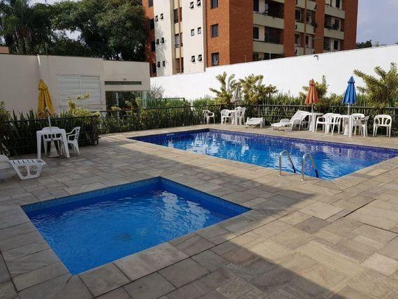 "Apartamento residencial à venda, <span itemprop=""addressLocality"">Vila Hamburguesa</span>, São Paulo."