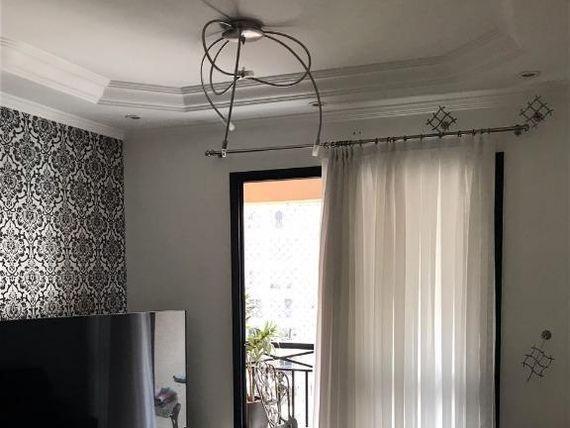 """Apartamento residencial à venda, <span itemprop=""""addressLocality"""">Vila Carrão</span>, São Paulo - AP18963."""