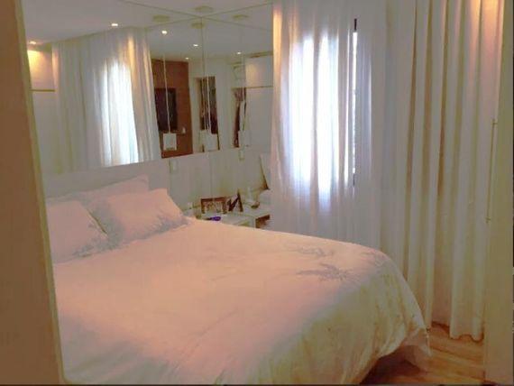 Apartamento residencial à venda, Cidade São Francisco, São Paulo - AP2254.
