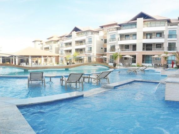 "Apartamento residencial à venda, <span itemprop=""addressLocality"">Porto das Dunas</span>, Aquiraz."