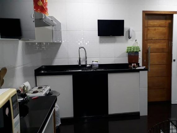 550 metros do metrô Santa Cruz - Apartamento estilo casa