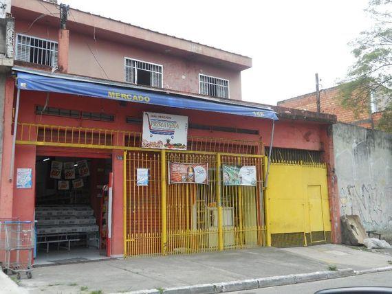 "Prédio comercial à venda, <span itemprop=""addressLocality"">Jardim Santo André</span>, São Paulo."
