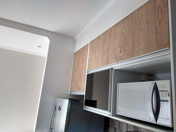 """Apartamento residencial à venda, <span itemprop=""""addressLocality"""">Demarchi</span>, São Bernardo do Campo."""